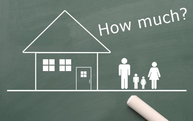 注文住宅の価格