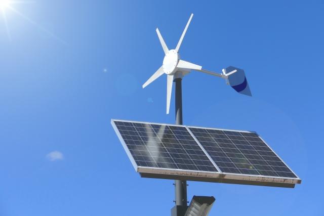 太陽光 風力 発電